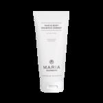 HAIR & BODY SHAMPOO ENERGY |Milde shampoo en douche gel in 1, alledaagse shampoo voor alle huidtypen, frisse geur van Rozemarijn, Citroengras, Lavendel en Jeneverbes