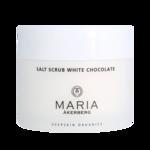 SALT SCRUB WHITE CHOCOLATE   PURE VERWENNERIJ   BODY SCRUB MET 100% WITTE CHOCOLA EN ZEEZOUT. WITTE CHOCOLA IS RIJK AAN ANTIOXIDANTEN EN GOEDE VETZUREN.