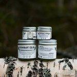 Naturlig Deo | Cream Deodorant | Organic | Aluminiumvrij | Handgemaakt met liefde voor mens, dier en natuur | Een biologische créme deo, die de zweetgeur elimineert én de huid verzorgt én die niet