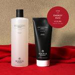 ENERGY DUO | MARIA ÅKERBERG | Hair & Body Shampoo Energy 500 ml & Hair Conditioner Energy 200 ml AANBIEDING!