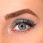 EYESHADOW MERMAID | Warme blauwgroene oogschaduw met glinstering