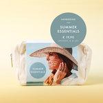 SUMMER ESSENTIALS - Actie! Toilettas vol speciaal geselecteerde zomerfavorieten