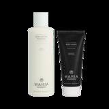 BODY THERAPY | Body Scrub 100 ml + Body Lotion Beautiful 250 ml zorgen voor een hydratatie en een gezonde, gladde en glanzende huid_