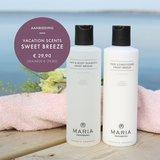 Warm Breeze shampoo conditioner maria akerberg