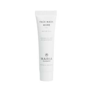 ACTIE! Reisverpakking FACE MASK MORE 15 ml  met Anti-aging masker   BIO ECO