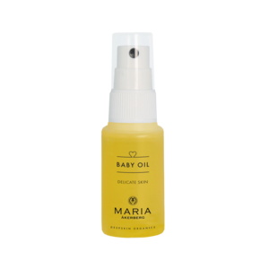 Reisverpakking  BABY OIL 30 ml met handige spraypomp| BIO ECO
