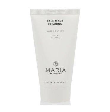 FACE MASK CLEARING | Diepreinigend masker voor de vette & onzuivere huid, Gladmakend masker voor de normale tot droge, rijpere huid