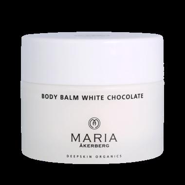 BODY BALM WHITE CHOCOLATE | Normale tot droge, vermoeide huid, boordevol met goede vetzuren