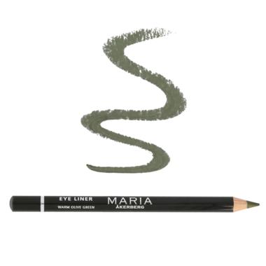 EYELINER WARM OLIVE GREEN | Warme olijfgroene tint oogpotlood, natuurzuiver