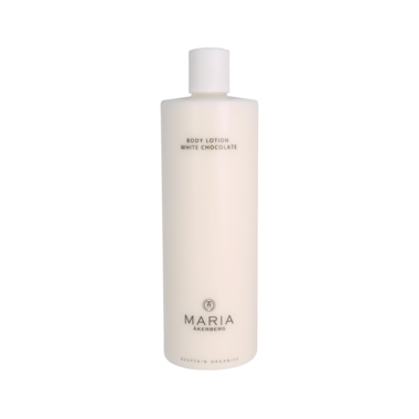 BODY LOTION WHITE CHOCOLATE | Voor de droge huid, body lotion met echte vanille uit Madagascar