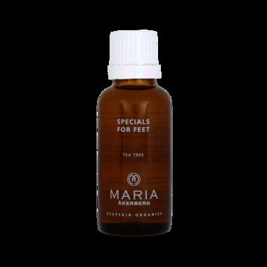 SPECIALS FOR FEET | Een natuurlijke olie met Tea Tree tegen hardnekkige eelt & kalknagels, versnelt het verdwijningsproces van de zeer besmettelijke waterwratjes, rijk aan vitamine E