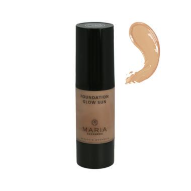 FOUNDATION GLOW SUN | Foundation met mineralen en Arganolie