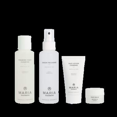 BEAUTY STARTER SET CLEARING | Voordelige startersset voor de gecombineerde tot vette, acne neigende huid.