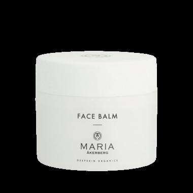 FACE BALM 50 ML | Verzachtend balsem met vitamine A (Retinol) uit Rozenbottelzaadolie, geschikt voor alle huidtypes, beschermt tegen kou en wind en maakt de huid zijdezacht