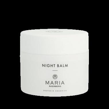 NIGHT BALM 50 ML |  Zijdezachte gezichtsbalsem voor de nacht en tijdens je schoonheidsslaap!