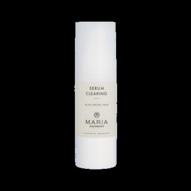 SERUM CLEARING | Zuiverend serum voor de vette, onzuivere huid, acne neigende huid, effectief tegen plaatselijke acne, trekt snel in de huid