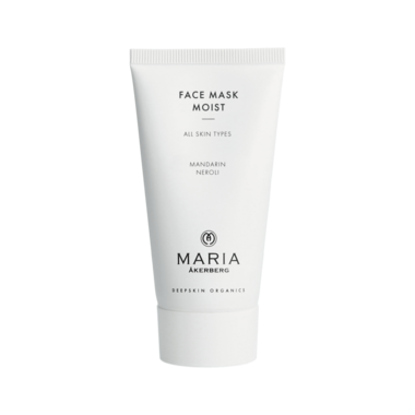 FACE MASK MOIST | Hydraterend gezichtsmasker, Neroli en Mandarijn