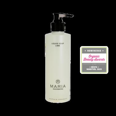 LIQUID SOAP LIME | Biologische handzeep met frisse Limoen geur