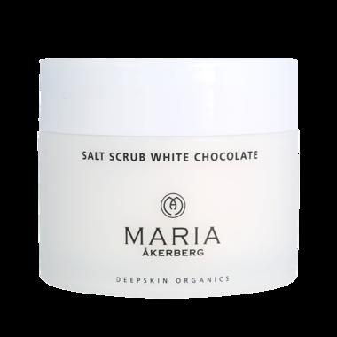 SALT SCRUB WHITE CHOCOLATE | Body Scrub met 100% Witte Chocola en Zeezout!