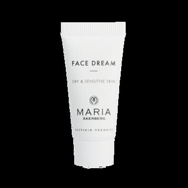 Reisverpakking FACE DREAM 5 ml | Volle dagcrème met Calendula & Lavendel, droge / zeer droge, gevoelige huid| BIO ECO