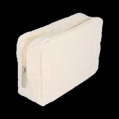 Vanity Bag Organic Cotton | Een mooie en handige toilettas, biologisch katoen