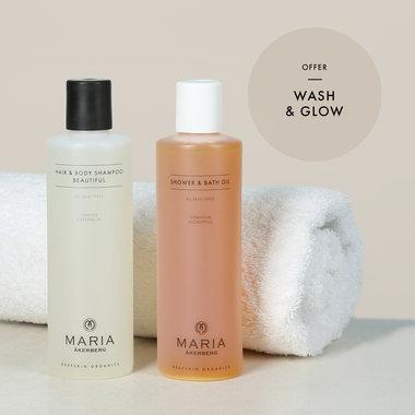 WASH & GLOW | AANBIEDING!| De perfecte doucheset!