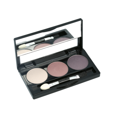 EYESHADOW COLLECTION PLUM | Oogschaduw palet minerale pigmenten in roze- en paarstinten