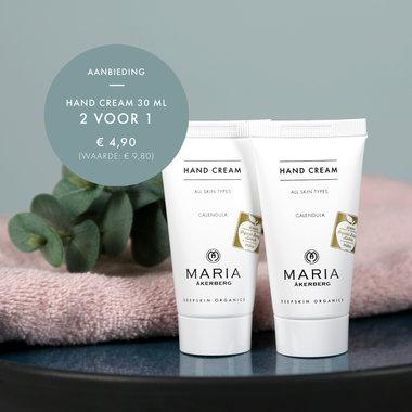 Hand Cream 30 ml | 1+1 ACTIE!  MARIA ÅKERBERG