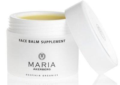 FACE BALM SUPPLEMENT | Activerende zijdezachte balsem voor de rijpere huid. Uitgaand product, OP=OP