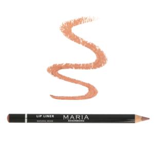 LIP LINER NATURAL BEIGE |Natuurzuiver lippotlood, Natural Beige is een neutrale tint.