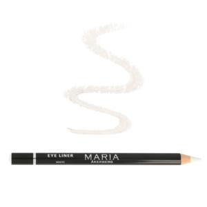 EYELINER WHITE | Wit oogpotlood, natuurzuiver