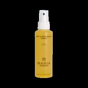 Body & Massage Oil Ginger 125 ml MARIA AKERBERG