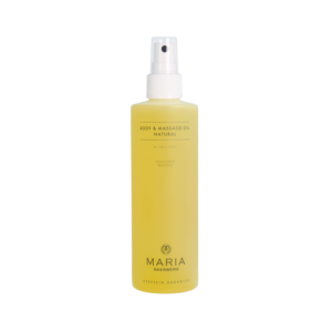 BODY & MASSAGE OIL NATURAL 250 ML MARIA AKERBERG