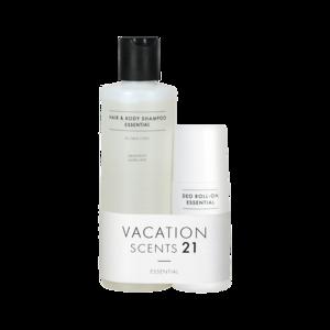 Vacation Scents 21 Essential Shampoo en Deo MARIA AKERBERG